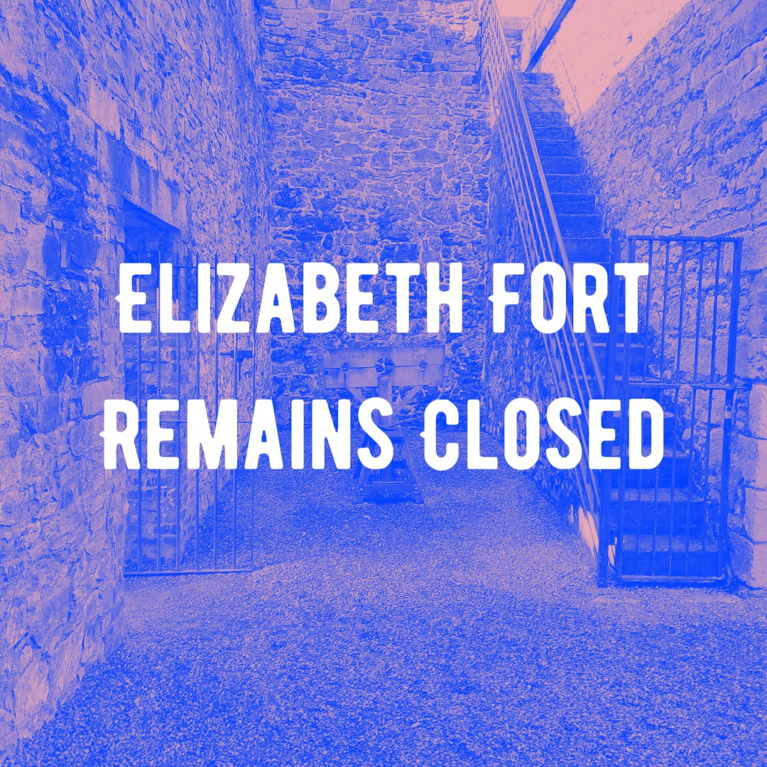 Elizabeth Fort remains closed. We are continuing to follow government and public health guidelines.  We will keep you updated with any changes to the Fort. In the meantime, stay safe everyone. #corkcitycouncil #irelandsancienteast #purecork https://t.co/WUCLgjYHgl