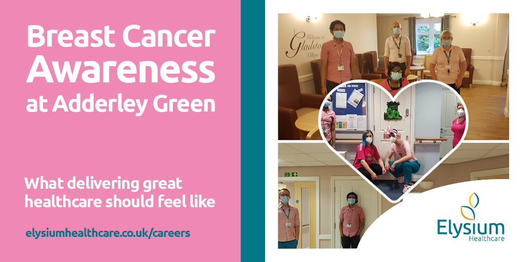 This year has been a powerful reminder that we are all in this together. Breast Cancer affects people around the world and Adderley Green kindly wore pink to raise awareness. It is important to show people affected by it that they are supported.    #WearItPink #BreastCancer