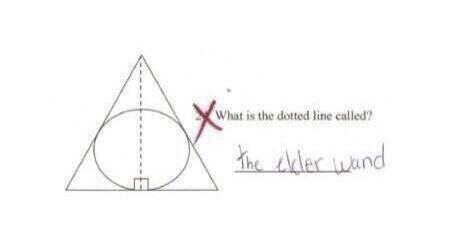 Replying to @PotterWorldUK: Exam Logic