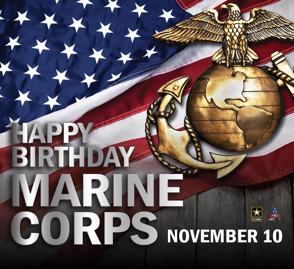 Happy 245th Birthday to our brothers and sisters in the @USMC! #SemperFidelis