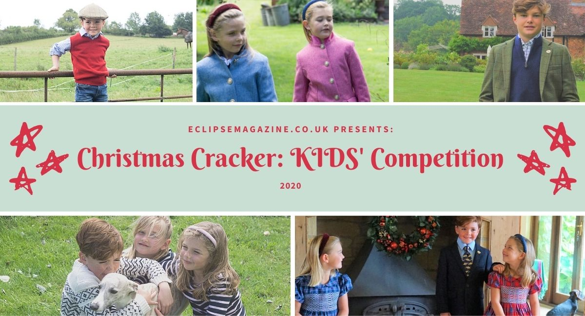 Eclipse Magazine On Twitter Christmas Cracker Kids Competition 2020 There Is Just One Prize For Our Christmas Cracker Kids Competition 2020 But It S A Cracker Https T Co R0held4q1d Gifts Christmas Christmas2020 Giftsforkids
