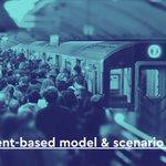 "Image for the Tweet beginning: 🆕""Agent-based model & scenario analyses"""