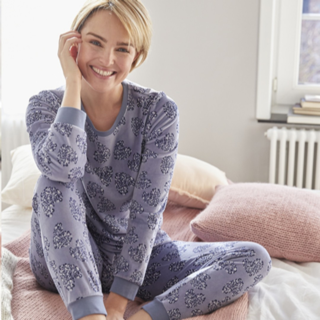 Now the nights are drawing in and we're spending more time at home, we're celebrating the joy of staying in. From chic-but-cosy nightwear to stylish loungewear and luxe furnishings, here's everything you need to enjoy a cosy night in. Read more bit.ly/3jZiSfr