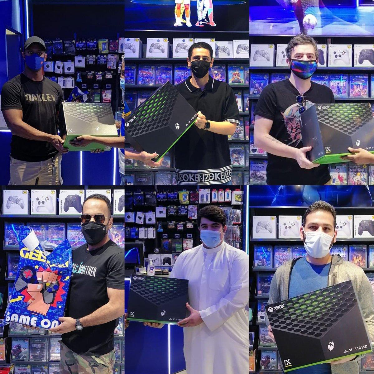 #Xboxseriesx Kuwaiti fans @XboxGulf https://t.co/SMl7JTS4cN