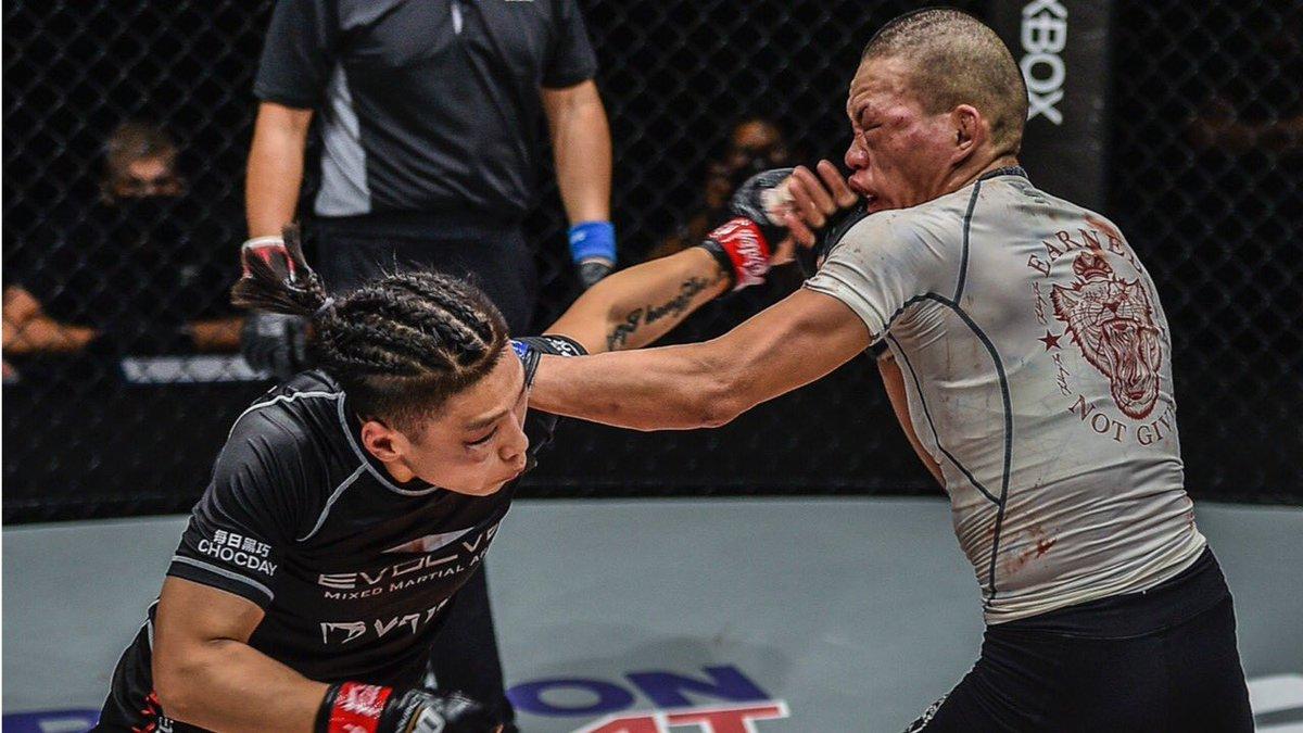Xiong Jingnan vs Tiffany Teo 2 Fight Review (no footage)  via @YouTube #WMMA #MMA #InsideTheMatrix #ONEChampionship