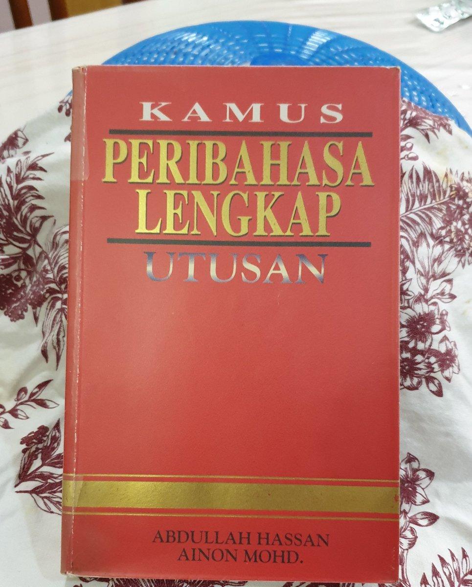 Kamus Peribahasa Dan Maksud  Doc Alat Bantu Mengajar Shamsul Kamal Omar Academia Edu   Air ...