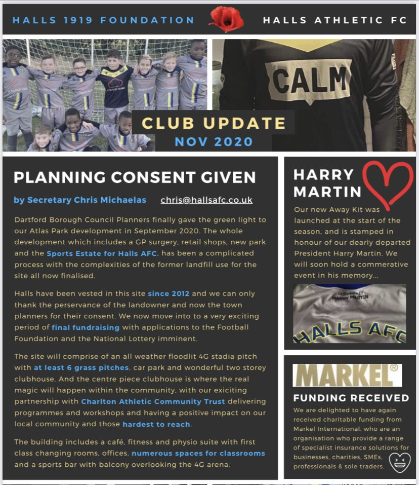 test Twitter Media - Club Newsletter Out Now 💙 click the link & #StaySafe  https://t.co/ZBXBF2AcGv https://t.co/njyG24xEkZ