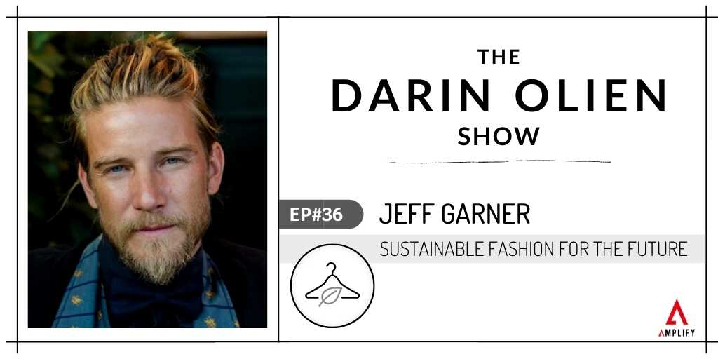 Cheap fabrics are full of dangerous toxins that we're soaking in through our skin all day and night 👎  Find out how Jeff Garner is working to shift our perspective on fashion on the latest episode of The Darin Olien Show-