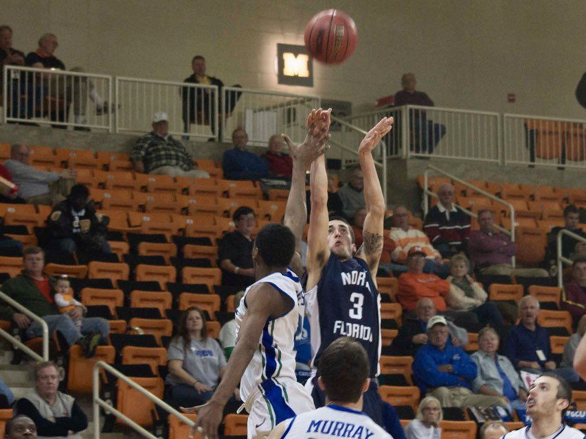 Congratulations to former @OspreyMBB BALLER @The_Real_PS3 on his selection to the UNF Hall of Fame. The original #BirdsOfTrey still holds the record for 3FGM in a game (11) in a season (116) and tied for career (302).