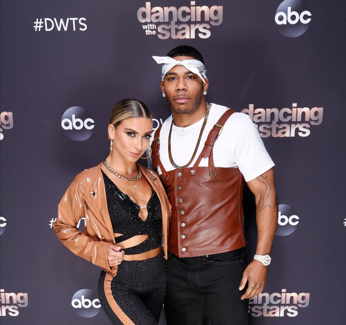 @Nelly_Mo is such an inspiration. Just shows you that it's never too late to start dancing and looking good doing it! This is what @DancingABC is all about. He's the sweetest and so determined. I'm truly amazed watching his hard work pay off 🙏🏼 #proud #mutharussia #TeamDaNelly