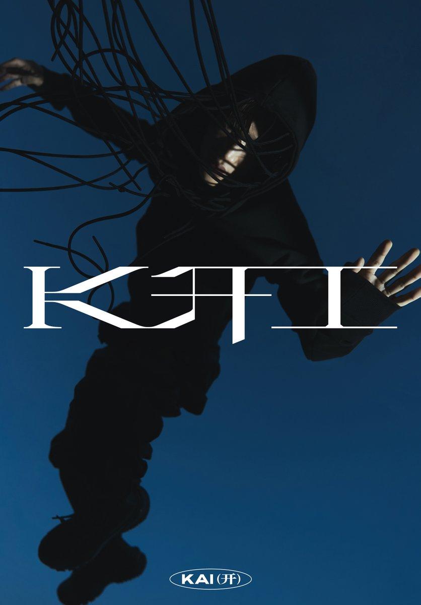 KAI 카이 The 1st Mini Album [KAI (开)]  👉   #카이 #KAI #엑소 #EXO #weareoneEXO #开