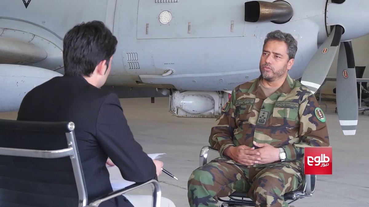 گفتوگوی ویژه با جنرال یاسین ضیا، رییس ستاد ارتش کشور youtube.com/watch?v=fvAzD0…
