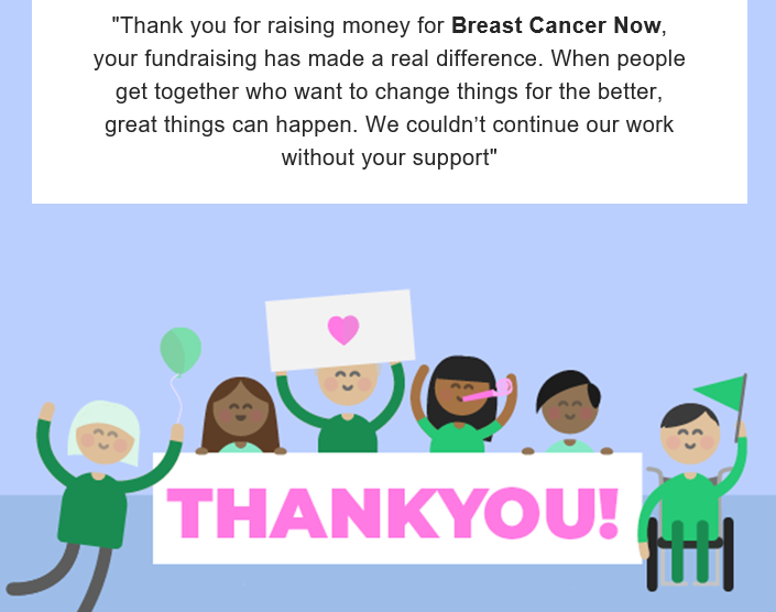 In just over two weeks we managed to raise £775 for Breast Cancer Now and had a lot of fun, wearing it pink, doing it. Rosie Poultney won the free prize draw. Josh Whitby took 1st prize for looking the 'pluckiest in pink'.  #wearitpink #breastcancernow #breastcancerawareness