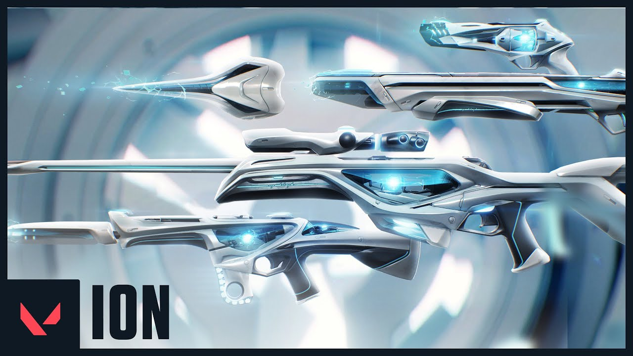 ion weapon skins valorant