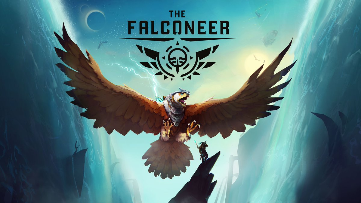 The Falconeer game