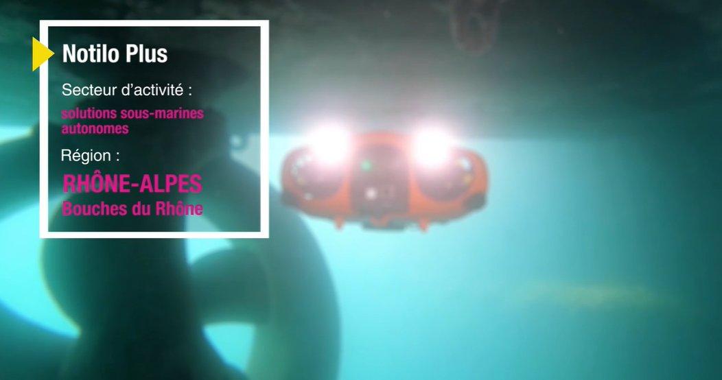 Total soutient les PME de nos territoires. Découvrez un bel exemple de réussite avec @NotiloPlus, lauréat @RsoEntreprendre et concepteur du premier drone sous-marin :  https://t.co/ITQOYvcSMk https://t.co/mdDq3dGHkW