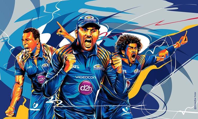 Nothing like #Mumbai.  No team like the #MumbaiIndians  Formidable on all counts. #ipl2020. #ipl2020winner #champions