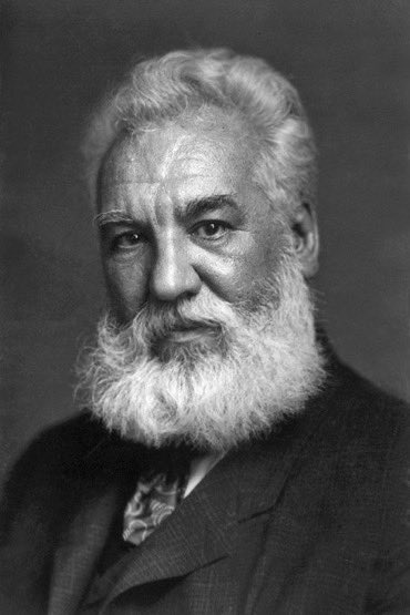Alexander Graham Bell suggested that telephones should be answered with the word AHOY. HELLO was Thomas Edison's suggestion. https://t.co/UWJiRKj3uN