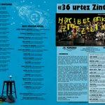 Image for the Tweet beginning: ZINTZILIK IRRATIAK - 36 urte 2020/21