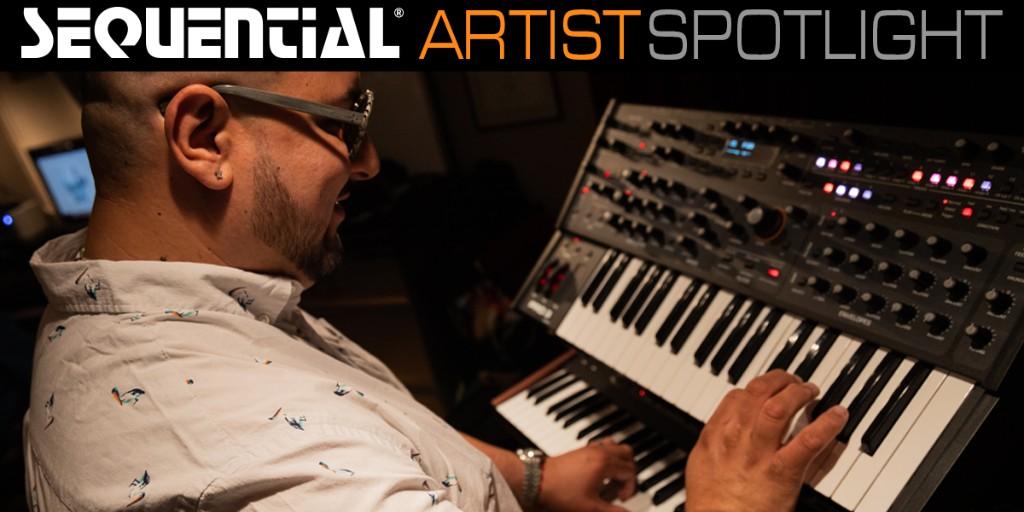 New #SequentialArtist Interview featuring the #Pro3 & #ProphetRev2: @DGche sequential.com/dennis-guevara/