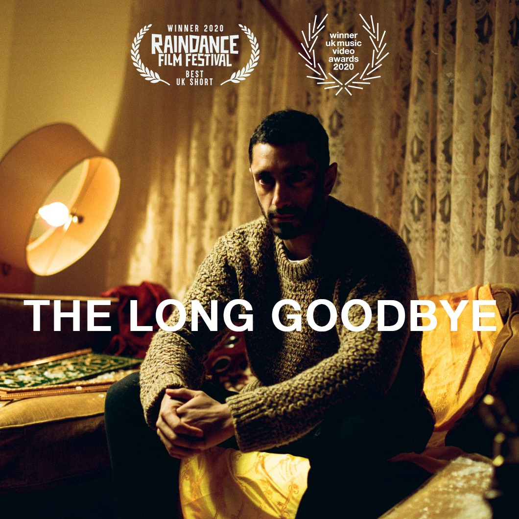 Our short film 'The Long Goodbye' won Best UK Short at Raindance Film Fest, & Best Special Project at UK Music Video Awards 🙏🏽 Big thanks to @WeTransfer  @Somesuchandco & Aneil Karia
