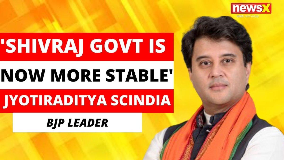#JyotiradityaExclusive Jyotiraditya Scindia, BJP leader (@JM_Scindia) speaks to #NewsX on Bihar Elections and the Madhya Pradesh By Polls.  @UdayPratapSingh  . . . Watch the whole interview on #NewsX Youtube