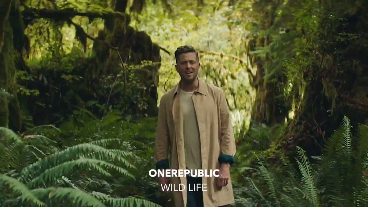 """.@onerepublic inspires us to live our life to the fullest in """"Wild Life,"""" from the @disneyplus movie 'Clouds' ☁️ ⠀⠀⠀⠀⠀⠀⠀⠀⠀ ▶️"""
