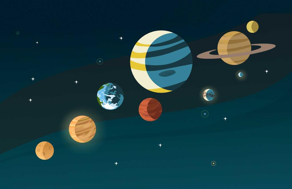 A host of factors go into making a world habitable — or not. Even under a relatively friendly star like our Sun, the worlds in our solar system have a range of conditions for hosting potential life. Meet the neighbors: