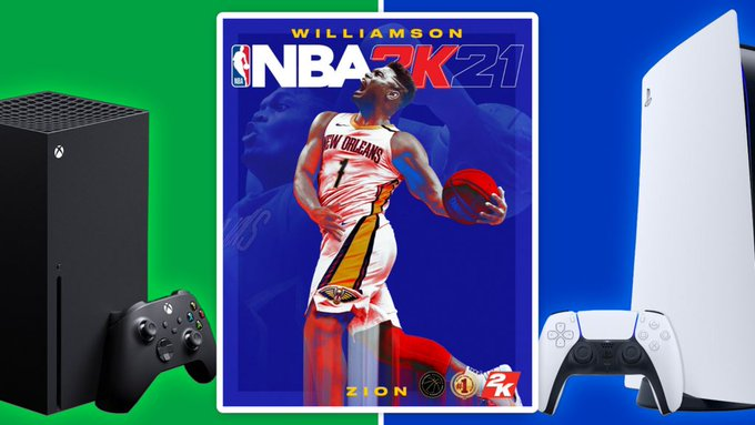 2ND NBA 2K21 Next Gen Giveaway!  To Enter: 1. Follow @TheFlightMike  2. Like and RT  BONUS ENTRYS: Subscribe and Turn on my Notifications for my  NBA Channel:   Gaming Channel:   Instagram: