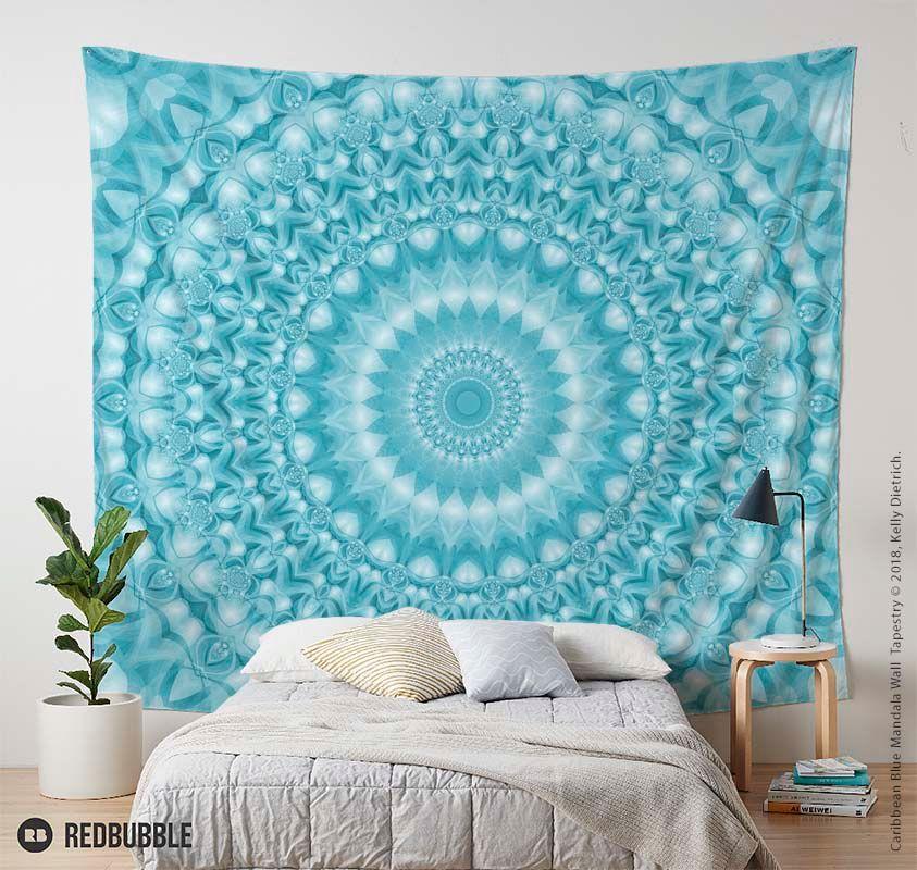 Caribbean Blue Mandala Wall Tapestry 20 - 60% off gifts in my shop today » https://t.co/3J0t7Ubgv7  #mandala #mandalas #tapestry #colorfulhome https://t.co/vqqzJfiobi