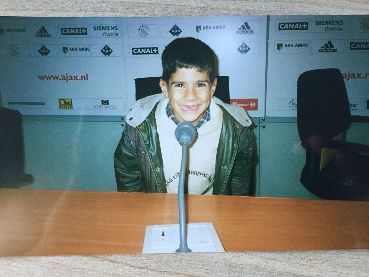 How it started. ➡️ How it's going.  Hace unos añitos en la misma sala de prensa... 😅🤣🔝🔝