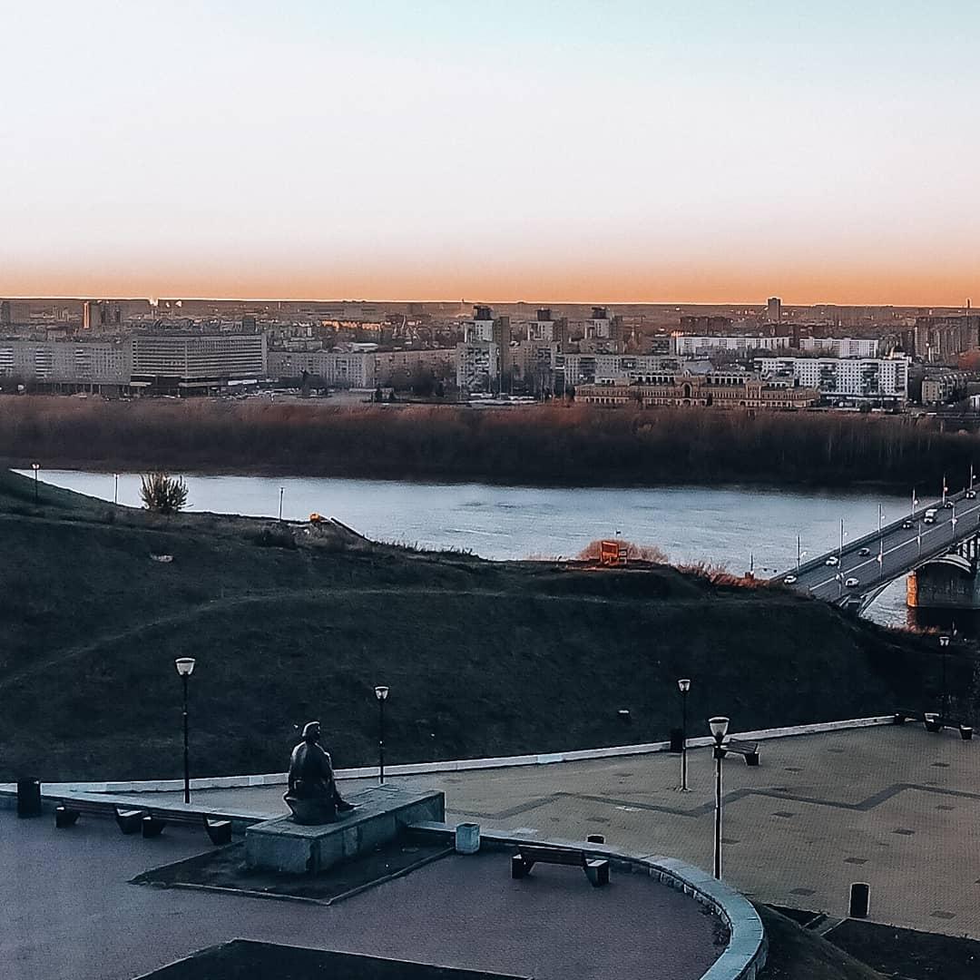 Нижний Новгород, ты прекрасен. #нижнийновгород #фото #архитектура #photo #architecture #russia #россия