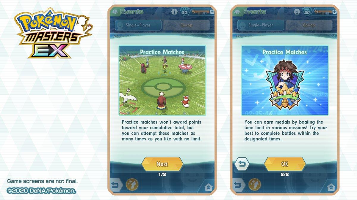 Pokemon Masters EX Rizzo