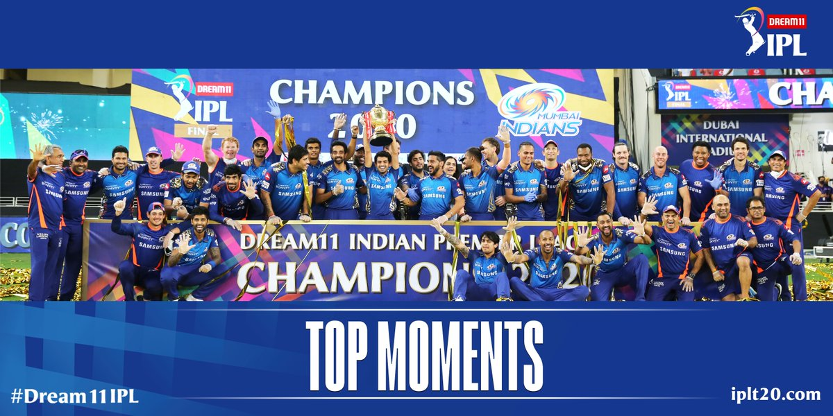 Best IPL score by an Indian, two successive hundreds, stunning saves and @mipaltan lifting the trophy 🏆 for the fifth time.   Watch some of the riveting performances that kept us hooked throughout the #Dream11IPL.   Video Link 👉