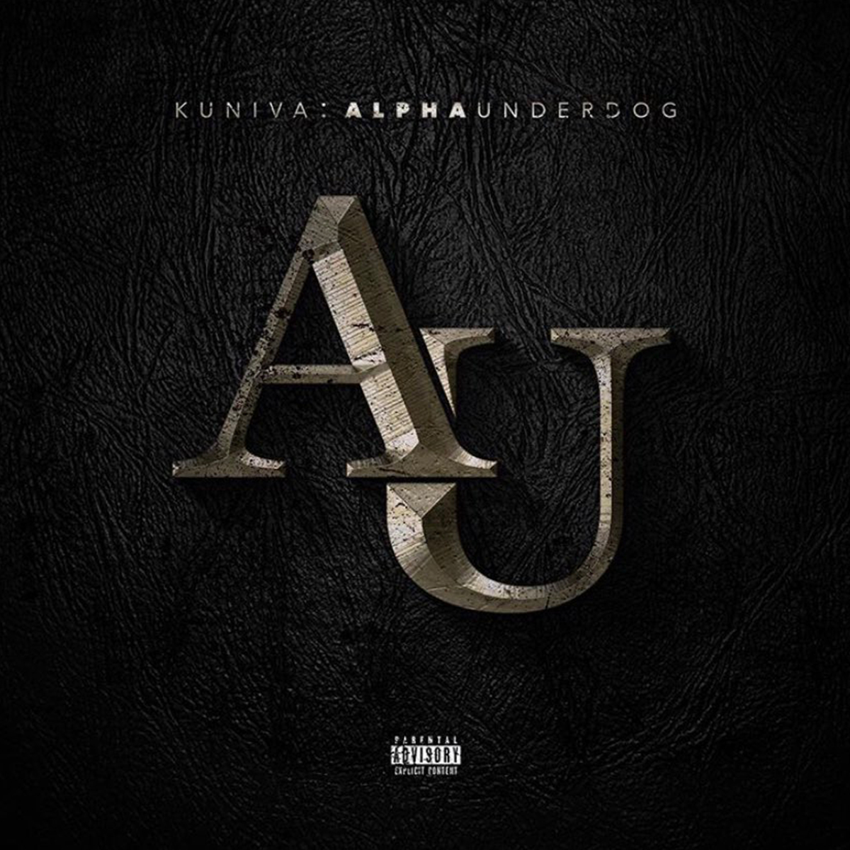 3rd studio album from @KunivaD12 #AlphaUnderdog OUT NOW 🔥 Hit the site to listen -