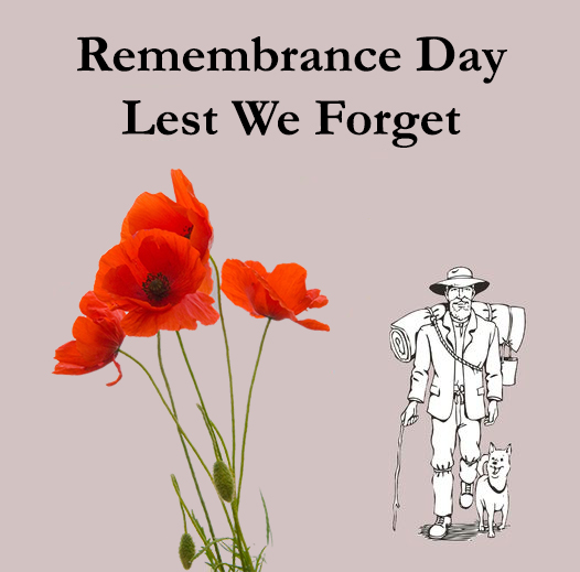 Remembrance Day - Lest We Forget https://t.co/oYA5tFBiJd