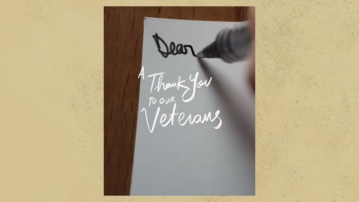 This Veterans Day, leave a message of gratitude and support with those who serve in the comments below and the Military Mama Network Facebook Group will send your words via handwritten letters and cards to veterans and their families. #VeteransDay2020 #MoreTogether