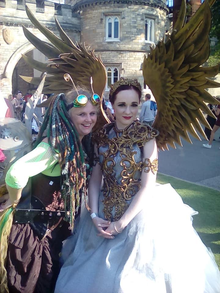 Steampunk Fairy #freyjafairy #performingarts #steampunk #inspirational #mylifeasafairy #fairystories #fireperformers  #Fae #DanceLikeNoOneIsWatching  #InspireChange #mylifeinpictures #Fairy #inspirational #DreamsComeTrue #steampunkcosplay #performer #fun#entertainment #GypsyGirl
