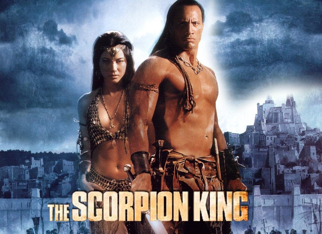 #UniversalPictures & #DwayneJohnson #HiramGarcia & #DanyGarcia's #SevenBucksProductions are relaunching a new #ScorpionKing film with #JonathanHerman to pen the script.  With Johnson booked through 2022, the studio will look to tap a new actor to play the hero and a new director.