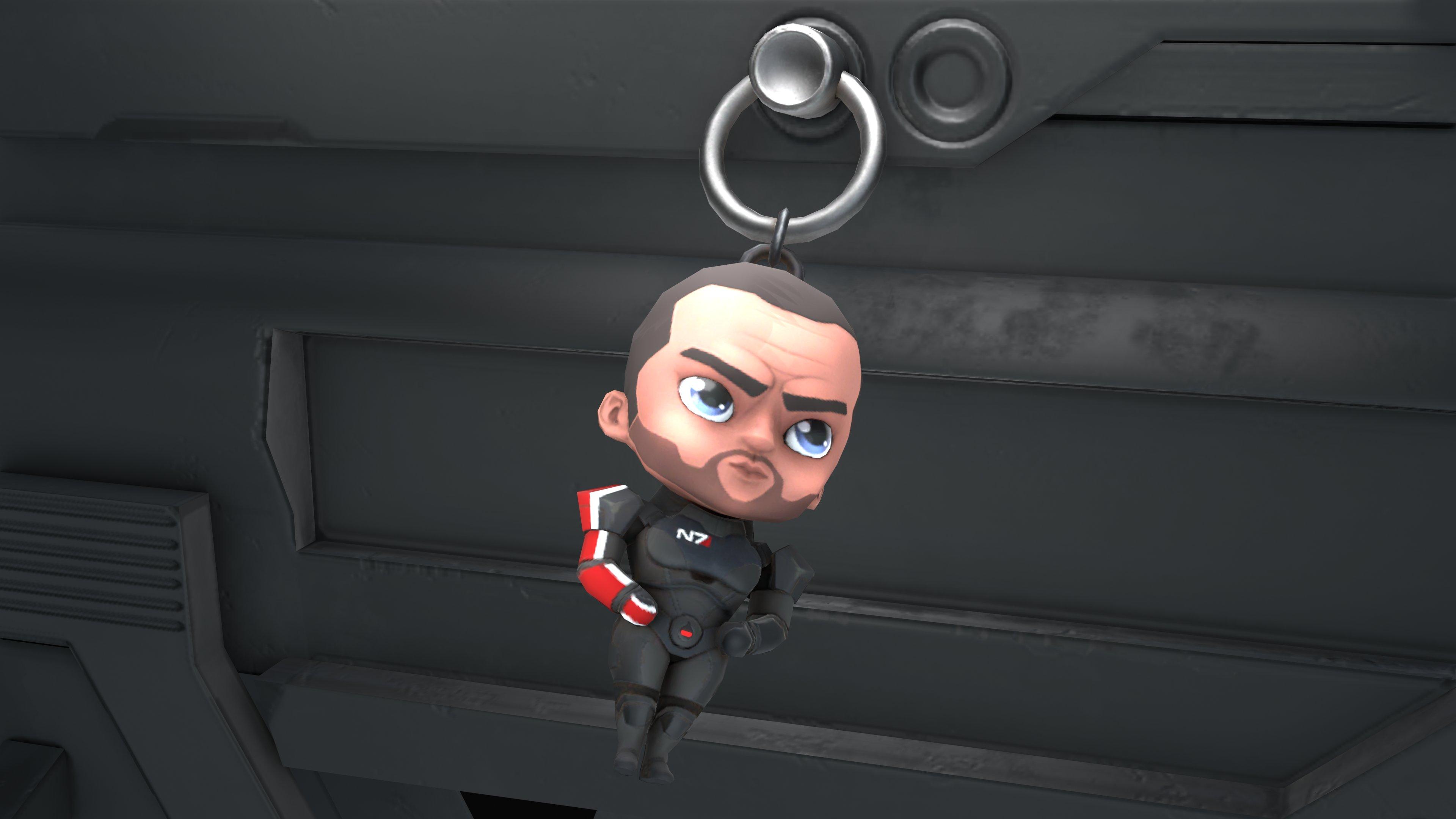 """EA Promo"" Charms - Mass Effect"