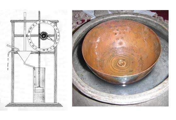 "The Invention or concept of Time Machine comes from  Mahakaal.  The very First Physical Time Measuring Mechanism.The Water Vessel above Shiva Lingam was actually a time measuring machine/ ""Ghata Yantra"" once."