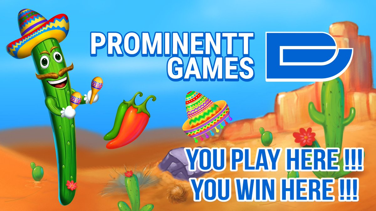 🔥Do you know #ProminenttGames is reshaping the world of skill gameplay in #Pennsylvania #Virginia #Utah #NorthCarolina #SouthCarolina #Wyoming #Texas #Illinois? ✌️ 💵 YOU PLAY HERE! YOU WIN HERE!💲🤑 Visit: https://t.co/u0jn5OMN5p https://t.co/JFJtAcERCQ