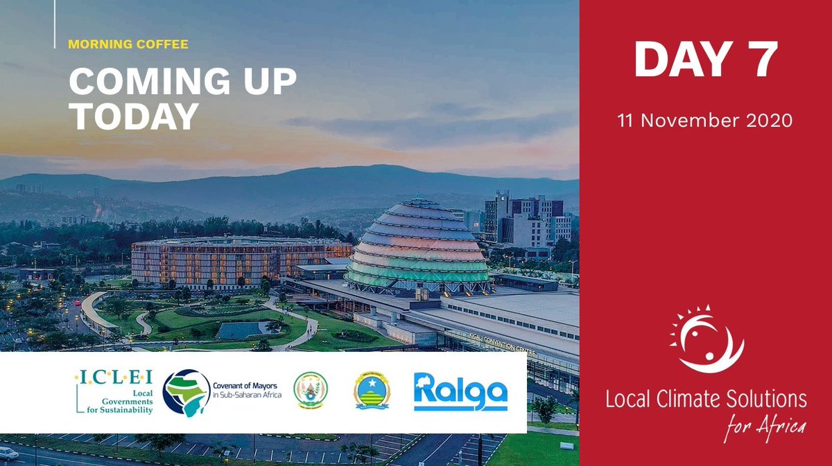 Don't miss out! Catch these #nature sessions at #LOCS4Africa today.  13:00 CAT 💰 When nature makes cents: Value of nature for #climate 15:00 CAT 🌇 #INTERACTBio's Capacity hub | Investing in urban nature: #Daressalaam  Join here: https://t.co/u7WfEwL1df @iki_bmu @sthlmresilience