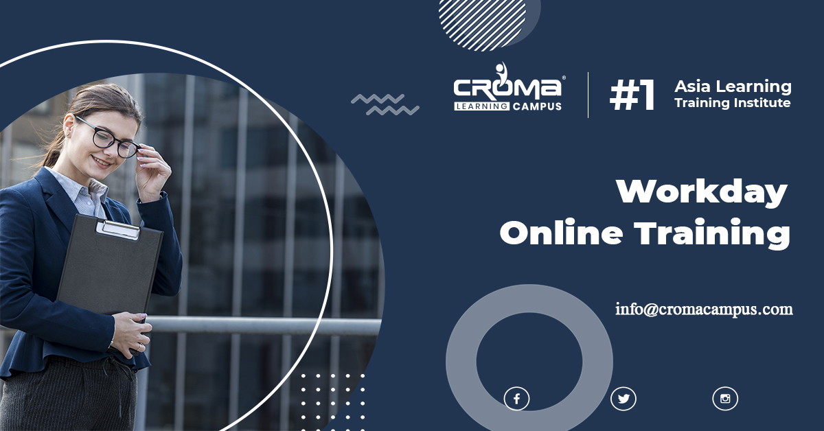 Workday Online Training | Croma Campus