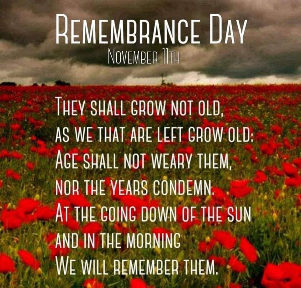 We Will Remember Them 🙏🏻🙏🏻🙏🏻 #LestWeForget