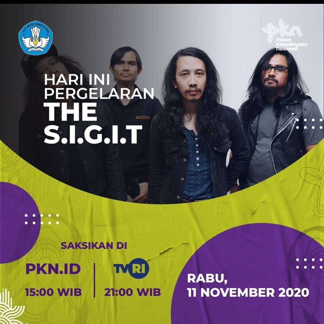 Hari ini kami bermain di @PKN_Indonesia. Bisa disaksikan di https://t.co/tSj2LwkazJ pukul 15.00 WIB atau di TVRI pukul 21.00 WIB. Sampai bertemu nanti. #pkn2020 #ruangbersama #indonesiabahagia https://t.co/jSYidwMm3O