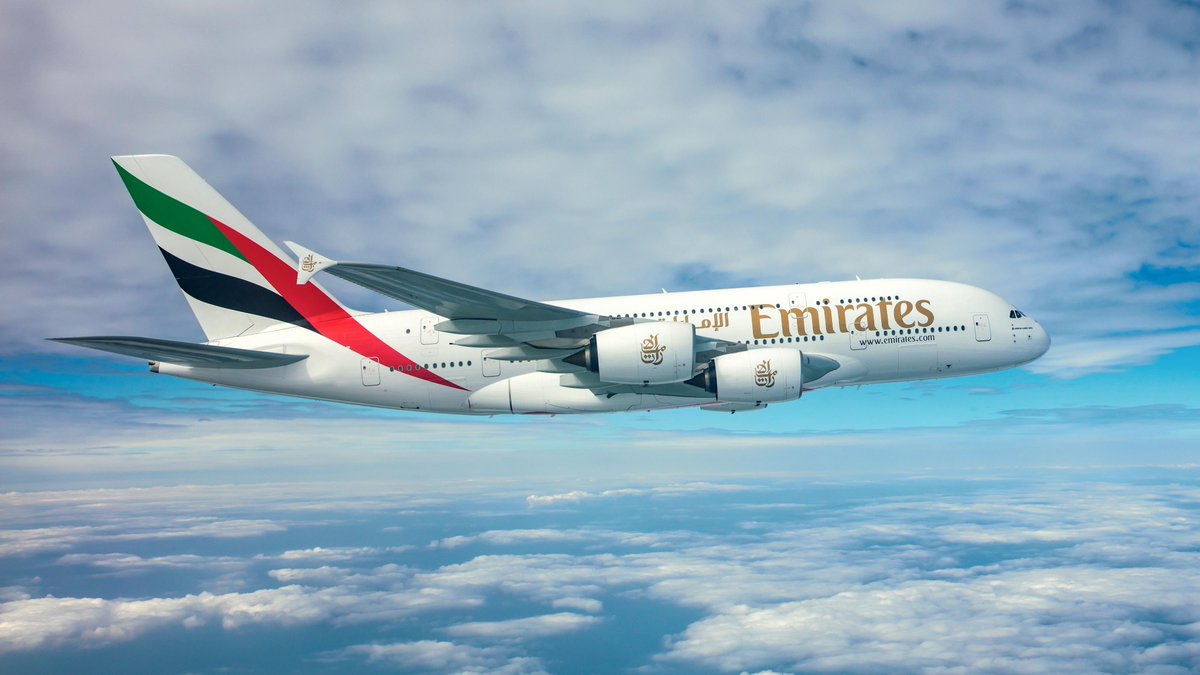 Emirates SkyCargo introduces @Airbus A380 'mini-freighter' charter operations in response to market demand for additional cargo capacity. The first dedicated Emirates A380 'mini-freighter' carried medical supplies between Seoul and Amsterdam via @DXB.