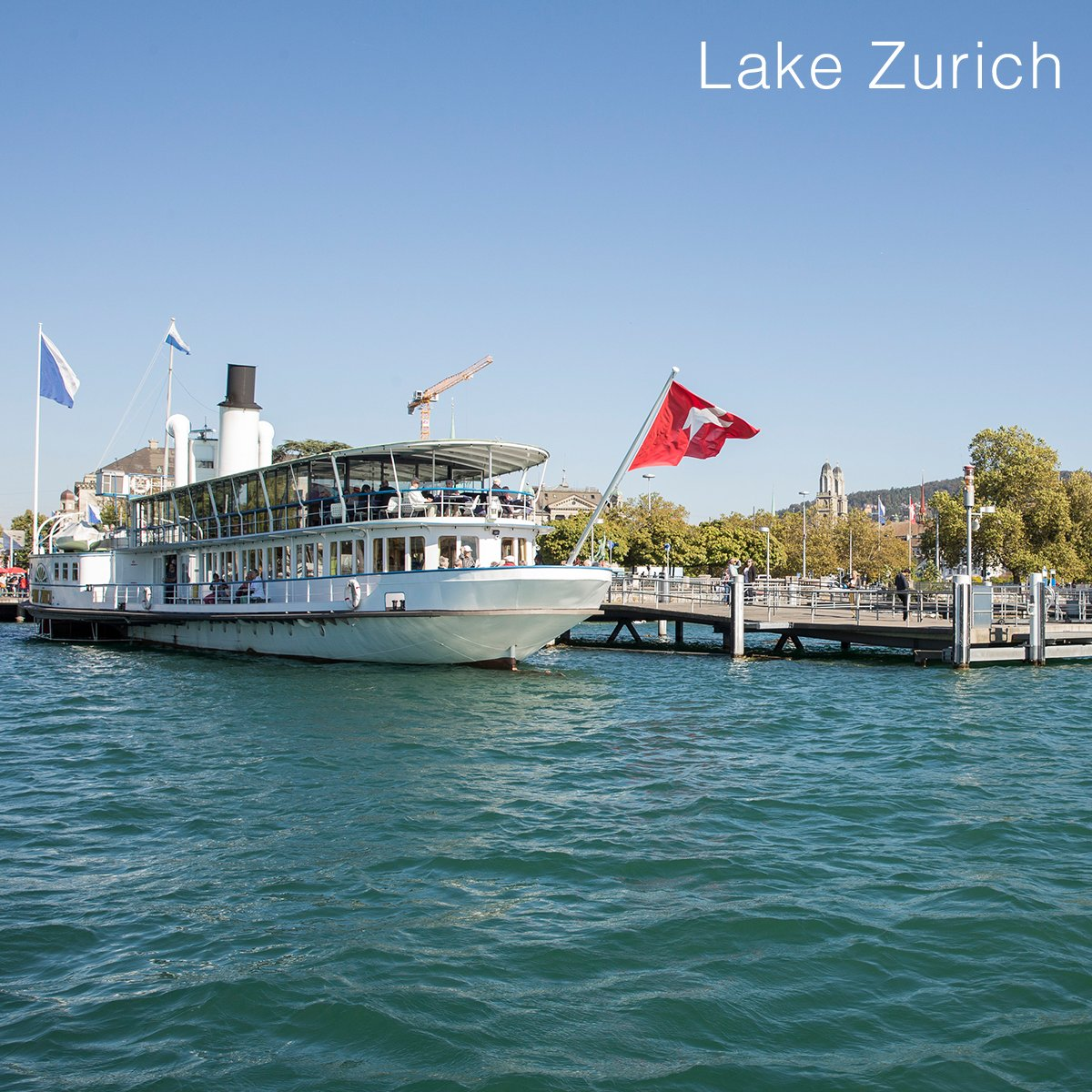You don't have to go too far to find a lake in Switzerland! In fact, most cities are situated on the banks of a lake. Which lake is your favourite? #IMissSwitzerland