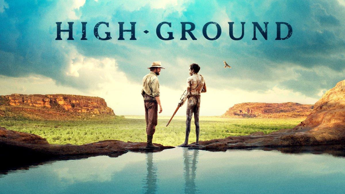 Replying to @HighGroundFilm: Experience Australia's untold history. #HighGround is now showing in Australian cinemas.