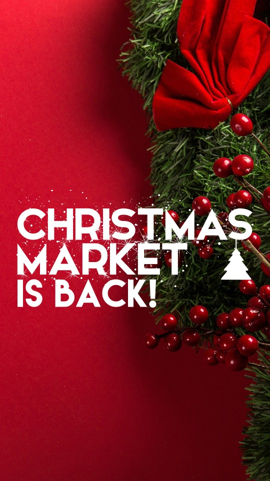 🎄The Christmas Market is back and this year we're online!  🎁 See some of our students' amazing work at the market and trading will be open for weeks this year rather than just one day!   📅 Monday 30 November – the opening!  👉 https://t.co/3NhSu6FOGI https://t.co/ASZjrw80pn